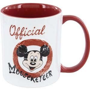 Disneyparks Official Mouseketeer Mug NWT